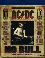 AC/DC: No Bull-The Director's Cut 1996 Madrid, Spain DVD 2009 16:9 DTS 5.1