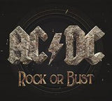 AC/DC: Rock Or Bust CD 2014 12-02-14 Release Date