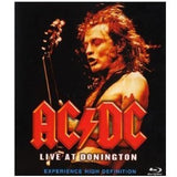 AC/DC: Live At Donington 1991 (Blu-ray) 2007 DTS-HD Master Audio