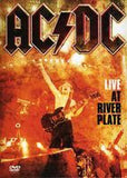 AC/DC Live At River Plate 2009 DVD 2011 16:9 DTS 5.1-Comes with Band T-Shirt Medium or Large