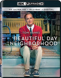 A Beautiful Day in the Neighborhood (4K Mastering,Blu-ray Digital) 2 Pack) 4K Ultra HD Rated: PG Release Date: 2/18/20