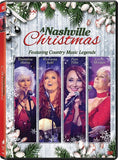 A Nashville Christmas  Live Nashville Featuring Emmylou Harris & Wynonna Judd DVD 2018 Release Date 10/23/18