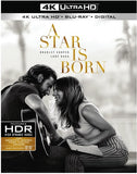 A Star Is Born (2018) 4K Ultra HD+Blu-ray+Digital 2019 Release Date 2/19/19