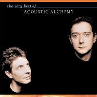 Acoustic Alchemy:  Very Best Of Acoustic Alchemy CD 2002