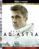 Ad Astra (4k Ultra HD+Blu-ray+Digital) Widescreen, Dolby, Digital  Rated: PG13 Release Date: 12/17/2019
