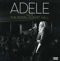 Adele: Live At Royal Albert Hall 2011 Deluxe DVD/CD Edition 2012 16:9 DTS 5.1