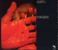 Airto: Fingers (40th Anniversary CTI W/Flora Purim CD 2011