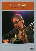 Al Di Meola: One Of These Nights 2004 DVD 2005 16:9 DTS 5.1