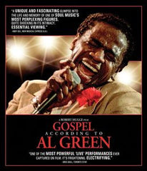 Al Green: Gospel According to Al Green 1984 DVD 2017 07-07-17 Release Date