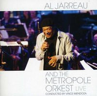 Al Jarreau: Al Jarreau Live & The Metropole Orchestra Netherlands 2011 CD 2012