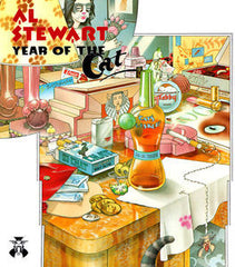 Al Stewart: Year Of The Cat & Modern Times CD 2013 Remastered