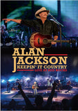 Alan Jackson: Keepin It Country Live at Red Rocks DVD 2016 16:9 DTS 5.1 05/30/16 Release Date
