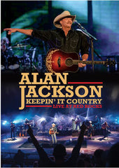 Alan Jackson: Keepin It Country Live at Red Rocks DVD 2016 16:9 DTS 5.1 05-30-16 Release Date