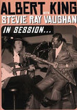 Albert King With Stevie Ray Vaughan: In Session 1983 Canadian Television DVD 2010 Dolby Digital