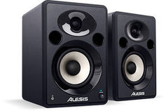 "Alesis Elevate 5 (Pair) Active Speakers 5"" low-frequency driver delivers rich, Tight bass 1"" Silk dome tweeter provides smooth, clear highs 40 Watt output power"