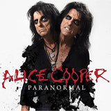 Alice Cooper: Paranormal  2 CD Guests  ZZ Top guitarist Billy Gibbons, U2 Drummer Larry Mullen, Deep Purple Bassist Roger Glover Deluxe Edition 2017 Release  Date 7/28/2017