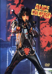 Alice Cooper Trashes the World 1989 DVD 2004 19  Top Video Hits DTS 5.1