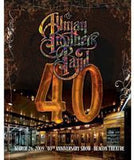 Allman Brothers: 40th Anniversary Show Live At The Beacon Theatre 2009 DVD 2014 16:9 DTS 5.1 Release Date 5-06-14