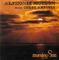 Alphonse Mouzon: Morning Sun 1981 CD 1996