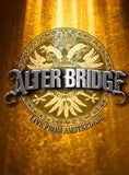 Alter Bridge: Live From Amsterdam 2008 CD/DVD Deluxe Edition 2011 16:9 DTS 5.1