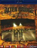 Alter Bridge: Live At Wembley 2011 (Blu-ray+CD) Deluxe Edition 2012 DTS-HD Master Audio 96kHz/24bit HIRES