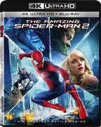 AMAZING SPIDER-MAN 2 - Ultra HD Blu-ray 2016 03-01-16