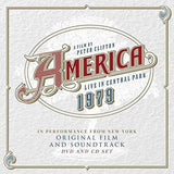 America: Live In Central Park 1979 Deluxe Edition CD/DVD 2019 Release Date 9/6/19