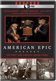 American Epic: T BONE Burnett, Robert Redford and Jack White- Extraordinary Documentary Early America Recordings 1920's (2 DVD Edition) 310 Minutes DTS  5.1 Audio 06-13-17 Release Date