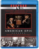 American Epic: T BONE Burnett Robert Redford and Jack White- Extraordinary Documentary Early America Recordings 1920's (2 Blu-ray Edition) 310 Minutes DTS-HD Master Audio 2017 06-13-17 Release Date