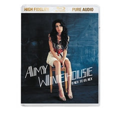 Amy Winehouse: Back To Black Pure Audio Blu-ray 96kHz/24-bit Audio Only 2014 Audio Only Includes Hi Res Download