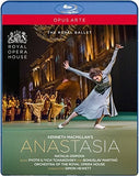 Anastasia: Royal Opera Ballet Orchestra Of The Royal Opera House BBC (Blu-ray) DTS-HD Master Audio 2017 Release Date 10/6/2017
