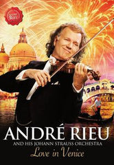 Andre Rieu: Love In Venice 10th Anniversary (Blu-ray) 2014 DTS-HD Master Audio Andre Rieu & Johann Strauss Orchestra.