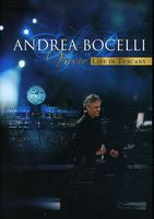 Andrea Bocelli: Vivere Live In Tuscany 2007 (Blu-ray) 2009 Dolby Digital 5.1 Chris Botti-Sarah Brightman-Laura Pausina-Lang Lang-David Foster-Kenny G