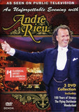 Andre Rieu: An Unforgettable Evening PBS 3 DVD Collectors Edition 3 Concerts 100 Years Of Strauss 2011