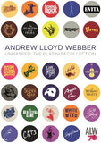 Andrew Lloyd Webber: Unmasked (The Platinum Collection) 4PC CD 2018 Release Date 3/16/18