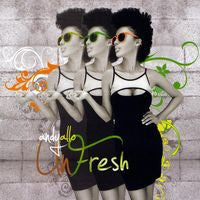 Andy Allo: Unfresh CD 2009 R&B