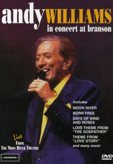 Andy Williams: In Concert at Branson Moon River Theater 1994 DVD 2002 Release Date 1/29/02