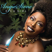 Angie Stone: Rich Girl CD 2012 15 Tracks
