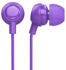 Ankit Royal Purple Berry Earbud Headphones  Premium sound with good bass quality * Perfect for today's music