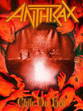 Anthrax Chile On Hell Live At Teatro Caupolican in Santiago, Chile on May 10, 2013 (Blu-ray) 2014
