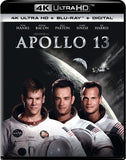 Apollo 13 4K Ultra HD, Blu-Ray, Ultraviolet Digital Copy, 4K Mastering, Digitally Mastered in HD 2017 10-17-17 Release Date