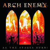 Arch Enemy: As The Stages Burn Live At The Wacken 2016 Deluxe CD/DVD Edition 2017 16:9 DTS 5.1