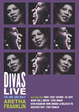 Aretha Franklin: Divas Live Aretha Franklin VH1 Special Radio City Hall 2001 Guest-Stevie Wonder Mary J. Blige Backstreet Boys Jill Scott Kid Rock DVD 2017 Release Date 8/18/17