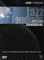 Arturo Sandoval: Jazz Legend-Live Brewhouse Theatre 1992: DVD 2004