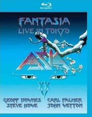 Asia: Fantasia Live In Tokyo 2007 (Blu-ray) 2009 DTS-HD Master Audio