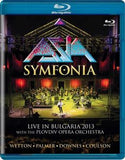 Asia: Symfonia: Live In Bulgaria 2013 Blu-ray DTS-HD Master Audio 2.0 2017 02-24-17 Release Date