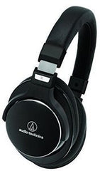 Audio Technica ATH-MSR7NCBK Hi-Res/Nc Portable Over Ear HP - Black Includes Free Shipping USA