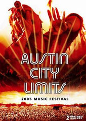 Austin City Limits Music Festival 2005: 2 DVD Deluxe Edition 24 Live Performances 16:9 Dolby Digital 5.1 Blues Traveler, The Allman Brothers Band, Jason Mraz