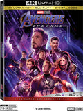Avengers: Endgame (4K Ultra HD+Blu-ray+Digital) Rated: PG13 Release Date 8/13/19