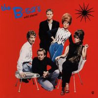 The B-52's: Wild Planet CD 2008